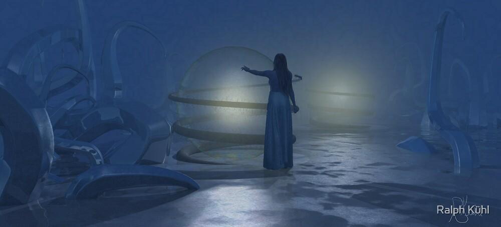 Ice World by Ralph Kühl