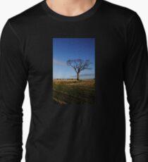 Rihanna Tree And Bales Long Sleeve T-Shirt