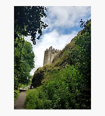 Blarney Castle and Caves Photographic Print