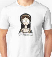Queen Anne Unisex T-Shirt