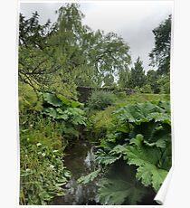 Blarney Castle Gardens Poster