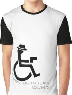 Infinite Jest - Les Assassins des Fauteuils Rollents  Graphic T-Shirt