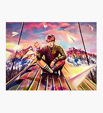 """J-hope """"Spring Day"""" Photographic Print"""