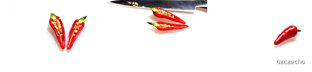 3 Chilies by ozczecho