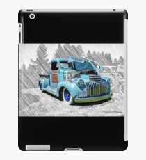 Cool Old Pickup Truck iPad Case/Skin