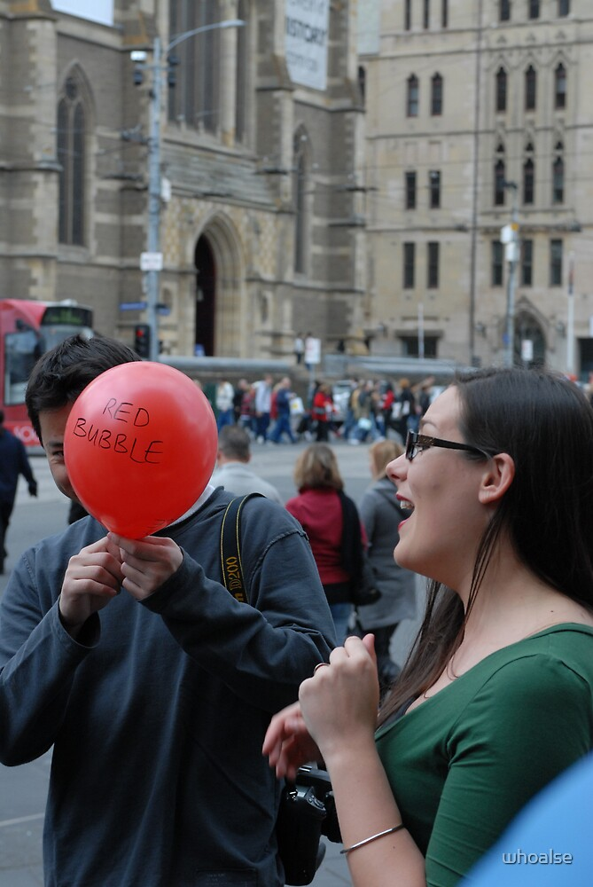 Red Bubble Melbourne Meetup 19 Aug 2007 by whoalse