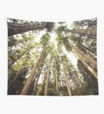 Forest Sky - The Canopy Wall Tapestry