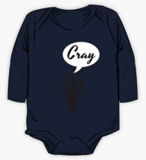 Cray Cray One Piece - Long Sleeve