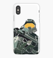 The Master Chief iPhone Case/Skin