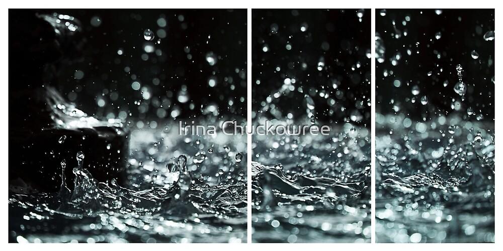 The Fountain Melody by Irina Chuckowree