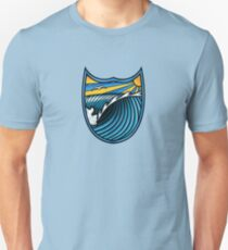 Wave Art Unisex T-Shirt