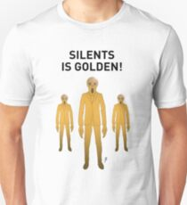 SILENTS IS GOLDEN T-Shirt