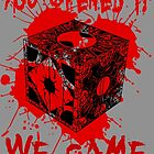 You opened it, we came - Hellraiser by American  Artist
