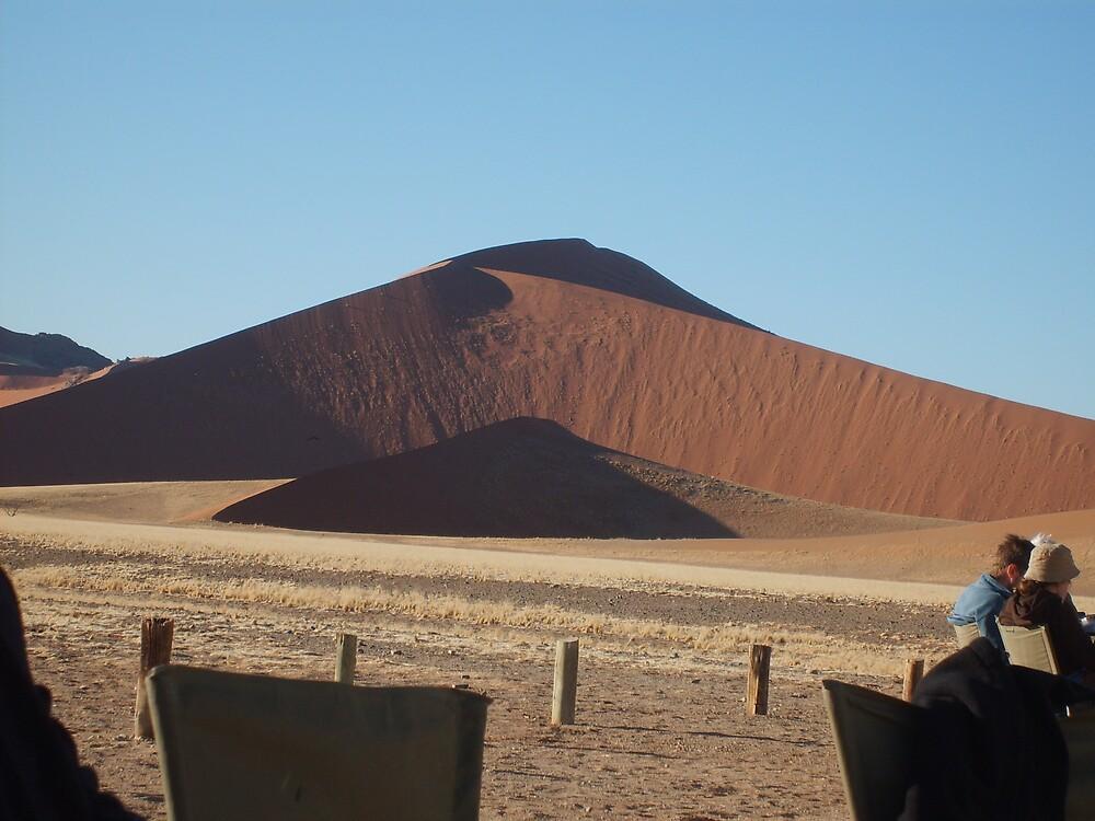 steep dune by mj007