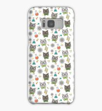 Science Cat Samsung Galaxy Case/Skin