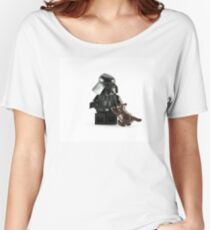 Darth Vader - Cat Lover Women's Relaxed Fit T-Shirt