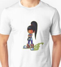 Rhonda as Yuri Sakazaki (King of Fighters) Unisex T-Shirt
