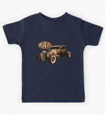 RAT - Black Rat Kids Clothes