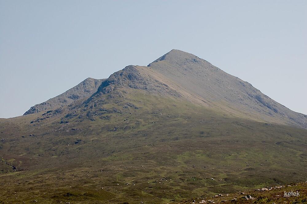 Mountain range by kelek