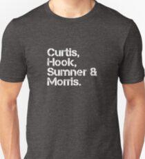 Joy Division [line-up] Unisex T-Shirt