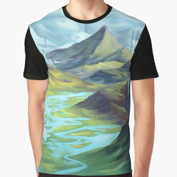 Folklore Graphic T-Shirt