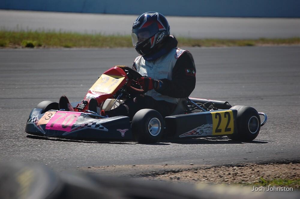 Racer by Josh Johnston