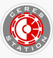 Ceres Station Symbol 1 Sticker
