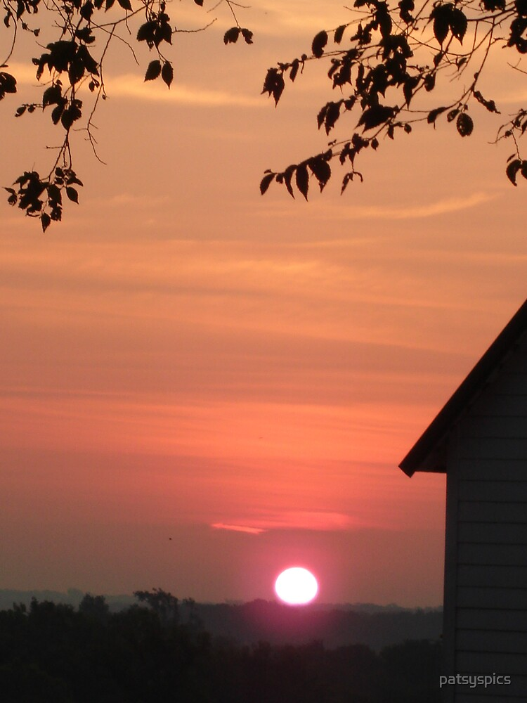 Missouri Sunrise by patsyspics