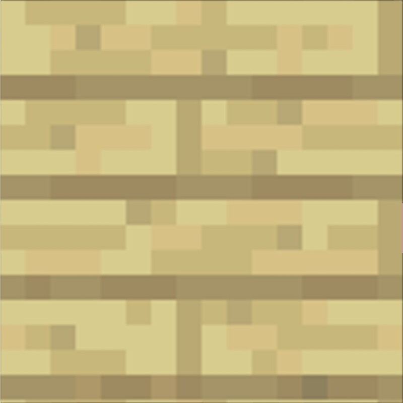 Minecraft wooden plank photographic prints by for Plank blocks