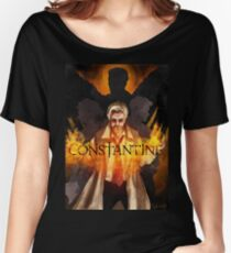 CONSTANTINE - Main Suspects Women's Relaxed Fit T-Shirt