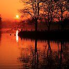 Sydenham Sunrise by Wrayzo