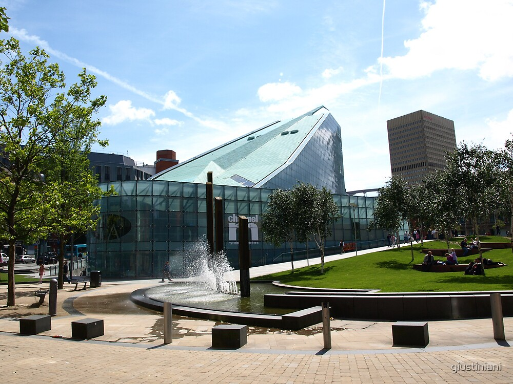 manchester urbis by giustiniani
