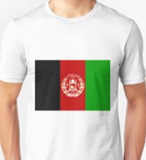 Afghanistan Flag (no text) T-Shirt