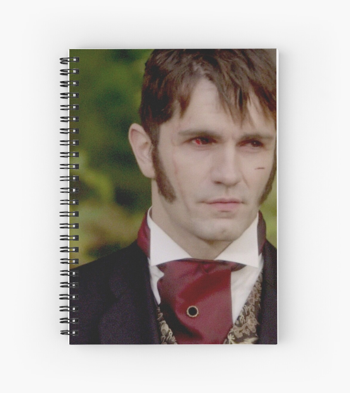 Quot Tv Show Once Upon A Time Mr Hyde Quot Spiral Notebooks By