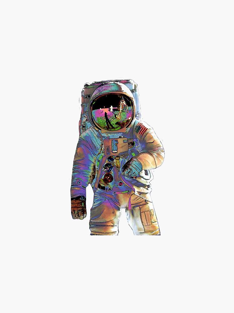 Astronaut by enocescobar0