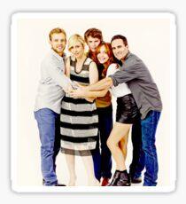 TV Show: Bates Motel (Cast) Sticker