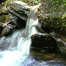 Water fall by volcomgrl17