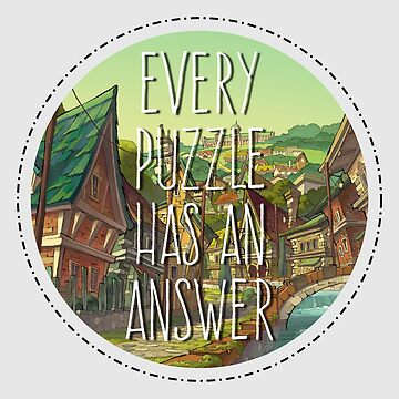 Every Puzzle by FireElegy