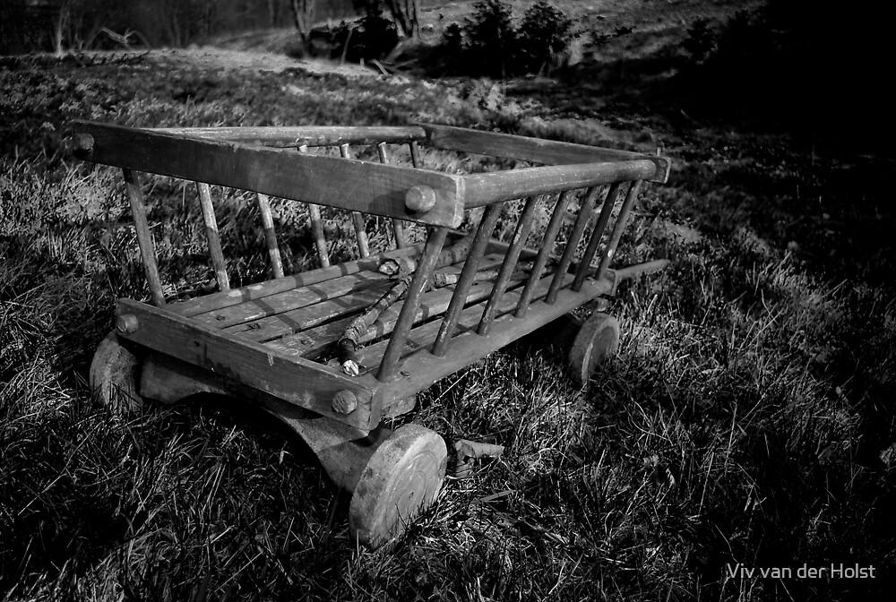 Cart by Viv van der Holst