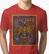 Yu-Gi-Oh #01 Tri-blend T-Shirt