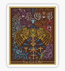 Yu-Gi-Oh #01 Sticker