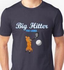 big hitter Llama - caddyshack Unisex T-Shirt