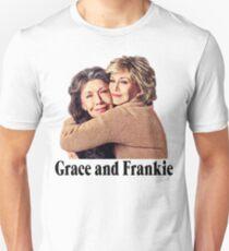 Grace and Frankie Hug 2 Unisex T-Shirt