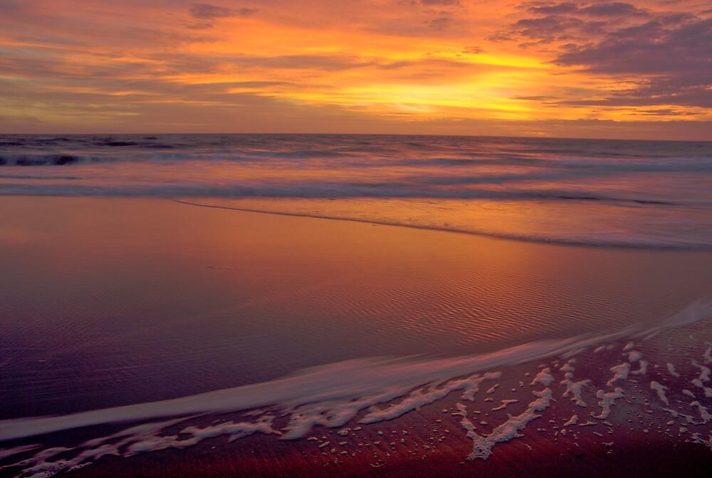 Sunset Beach by jayobrien
