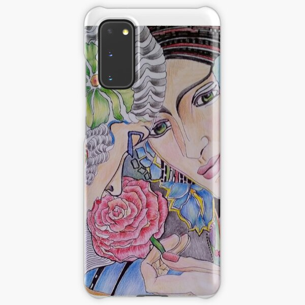 Art Deco Ladies Samsung Galaxy Snap Case
