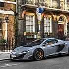 McLaren 675LT Spider by Rico Liu
