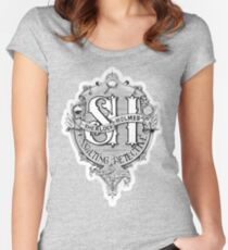 Sherlock Holmes - Consulting Detective Women's Fitted Scoop T-Shirt