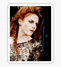 Game of Thrones Cast: Rose Leslie Sticker