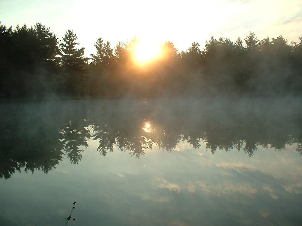 Morning Mist 5 by Joseph Klatka