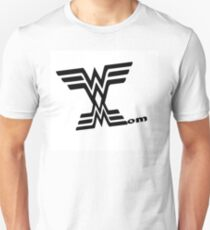 Wonder mom mothers day wall art Unisex T-Shirt